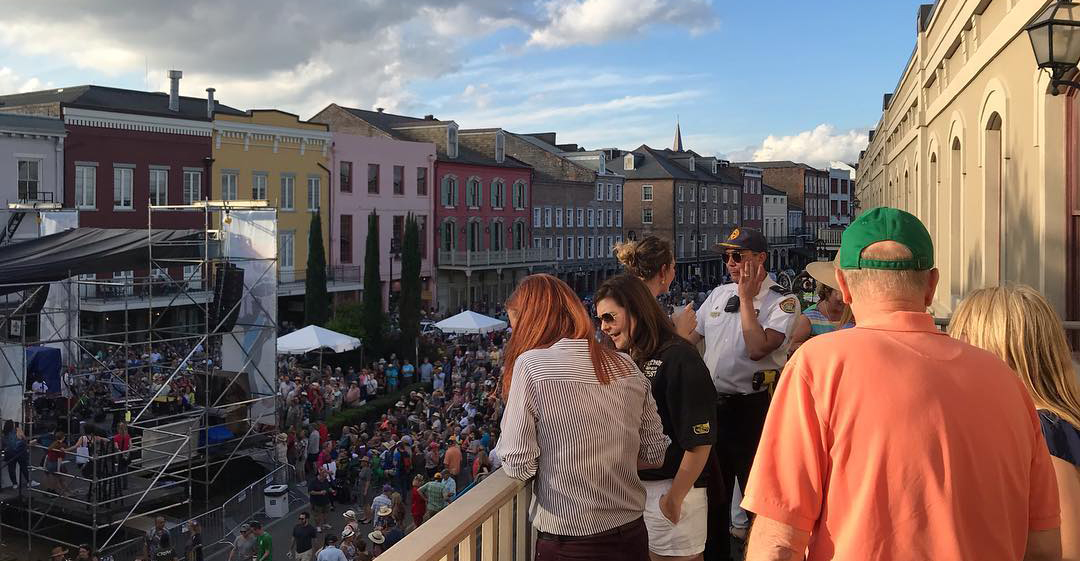 2nd Annual French Quarter Fest with the Best