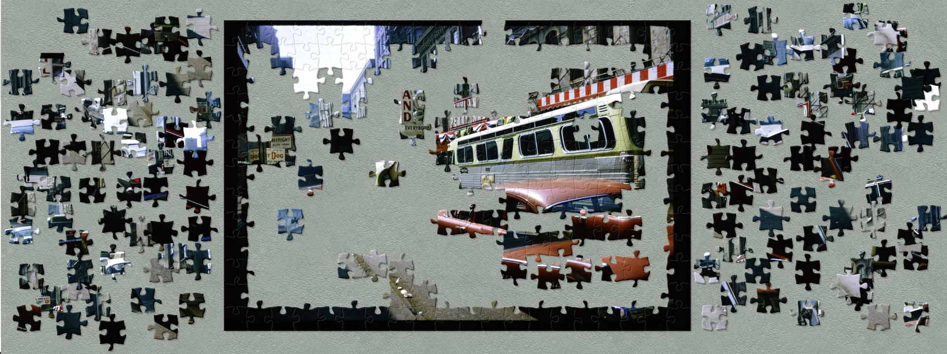 Virtual Puzzles